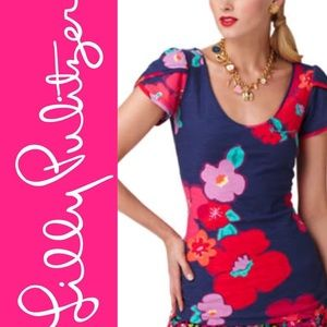Lilly Pulitzer Audrey Top